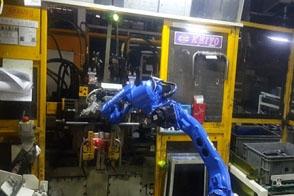 弯管操作机器人