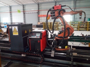 番禺焊接机器人改造
